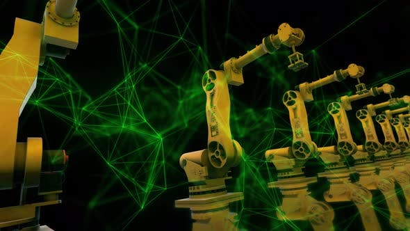Robotic Arm Controllers 4k