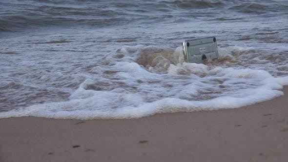 Thumbnail for Missing Cargo Washed Ashore On the Beach