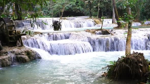 Thumbnail for Waterfalls Nature