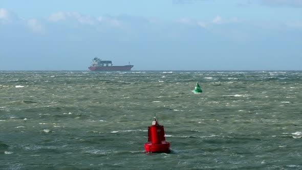 Thumbnail for Trawler auf See