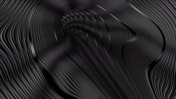 Abstract Deform Tunnel