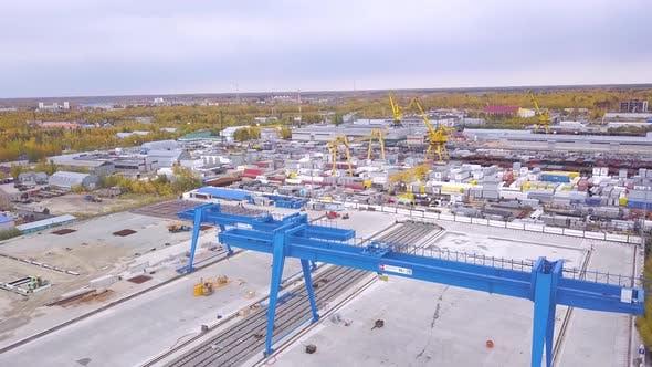 Large Logistics Transport Company
