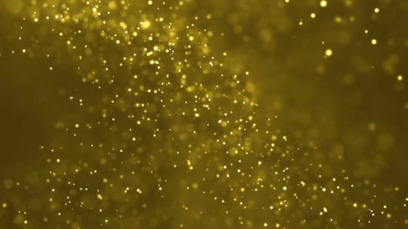 Thumbnail for Glittering Particles 04