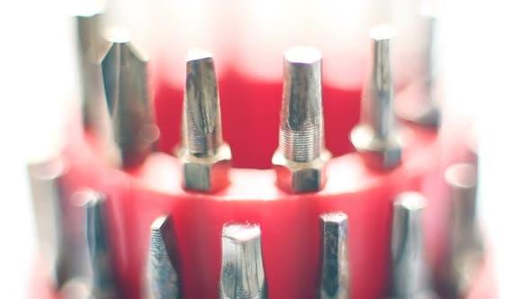 Cover Image for Rotation Screwdriver Set 3