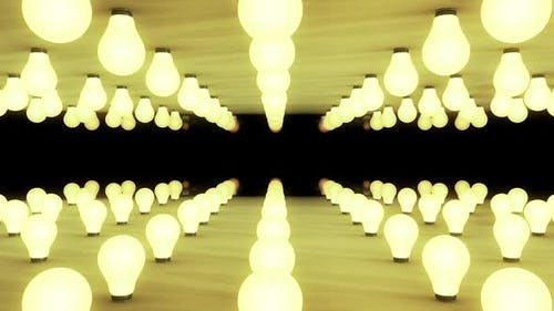 Light Bulb Bg Hd
