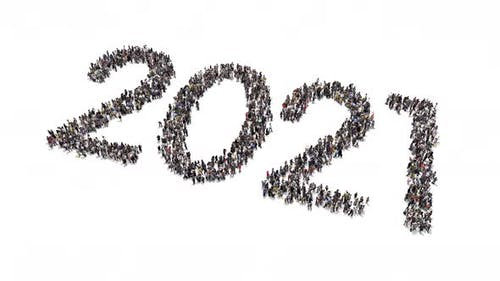 Crowd Forming Year 2021
