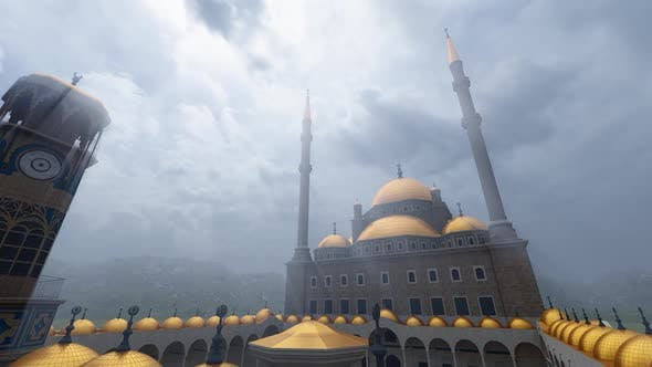 Thumbnail for Golden Dome Mosque