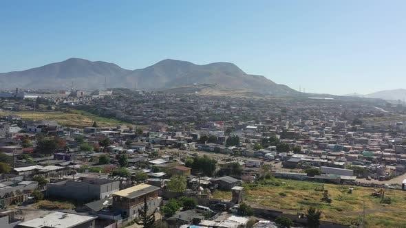 Thumbnail for Flying over Tijuana Mexico