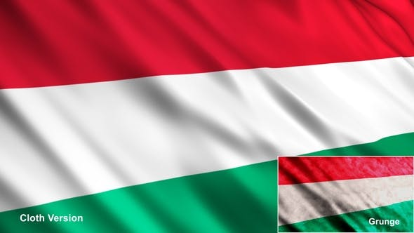 Thumbnail for Hungary Flags
