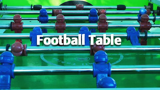 Thumbnail for Football Table