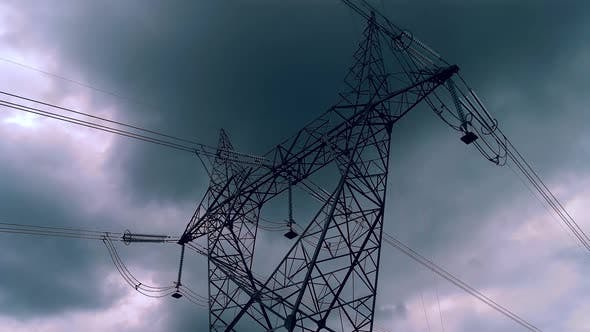 Cover Image for High Voltage Electricity Pylon