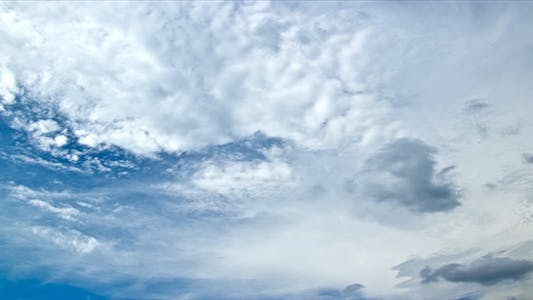 Thumbnail for Tropical Thin Clouds Time Lapse II Full HD