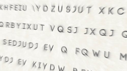 Letters Logo Reveal