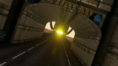 From Bridge To Sunset