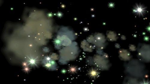 Fireworks Explosions - Smoky Petards