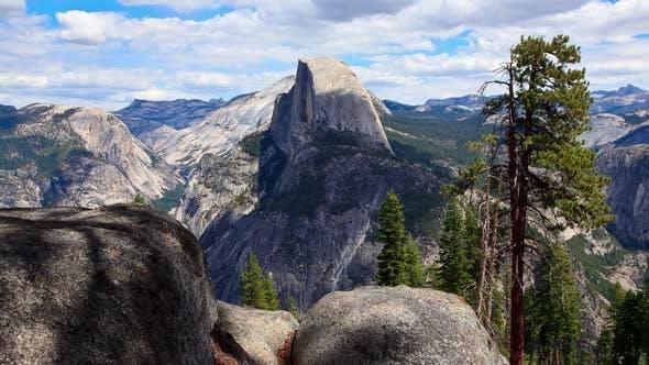 Yosemite Zeitraffer