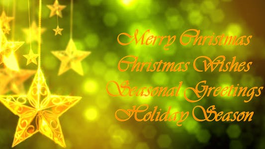 Thumbnail for Christmas Stars