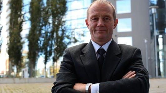 Thumbnail for Portrait of a Successful Senior Businessman