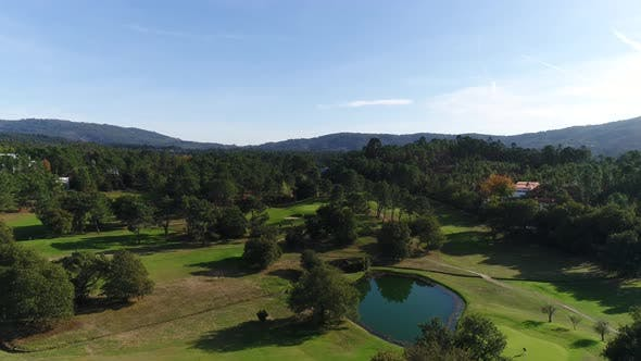 Thumbnail for Golf, Aerial View