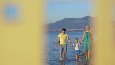 Summer vacation at the villa