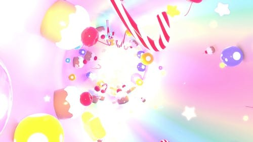 Candy Land Tunnel
