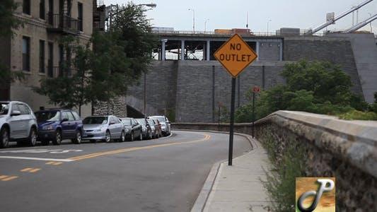 Thumbnail for Washington Bridge Sign Full Shoot HD