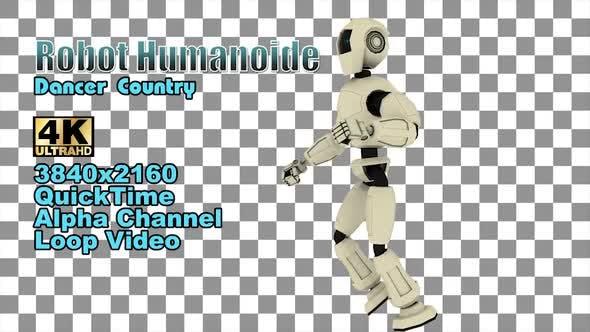 Thumbnail for Fun Joy Roboter Humanoide