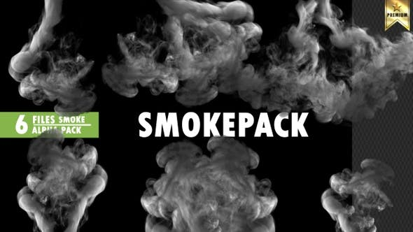 Cover Image for Smoke