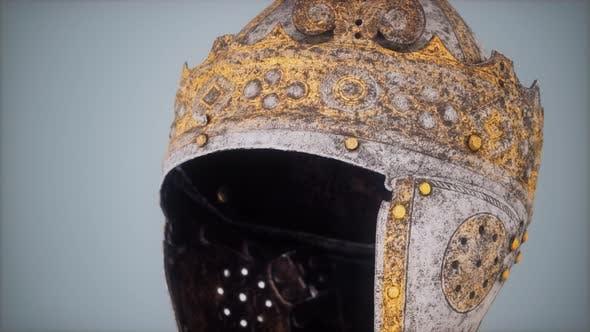King Gustav Ancient Helmet
