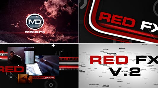 Cover Image for Red FX v.2