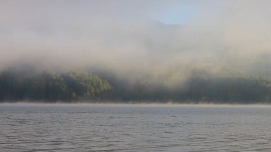 Thumbnail for Fog Over The Lake