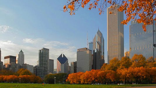 Cover Image for Chicago Autumn