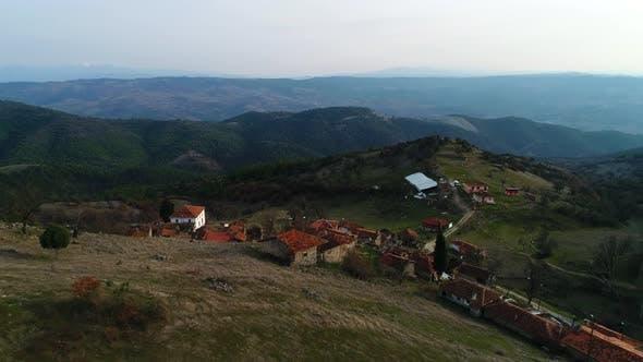 Maisons dans le Rural