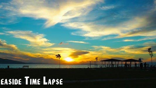 Thumbnail for Seaside Time Lapse