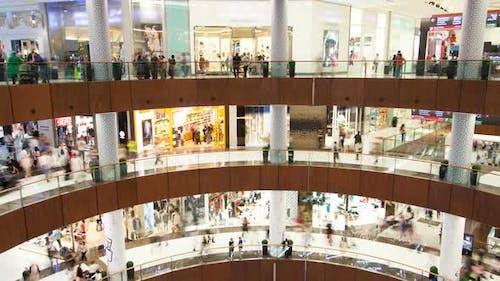 Dubai Mall Time-lapse UAE