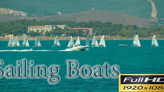 Thumbnail for Sailing Boats FULL HD