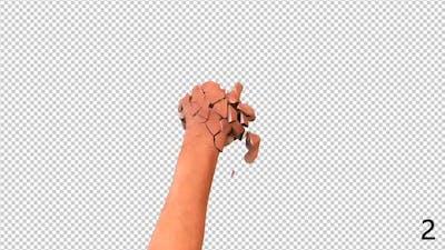 Hands Destruction