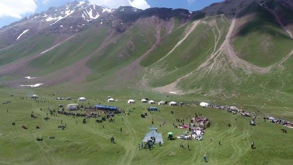 Thumbnail for Nomad Games, Kyrgyzstan, Lenin Peak