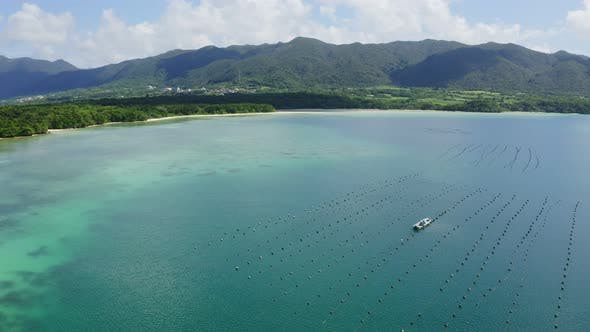 Cover Image for Kabira Bay in ishigaki island