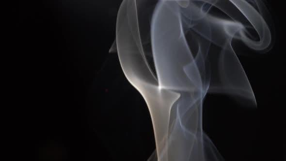 Elegant Silky Smoke