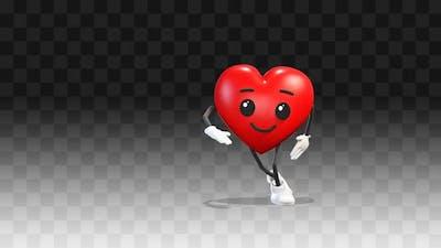 Heart Hip Hop Dancing