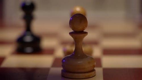 Pawn Beats Pawn
