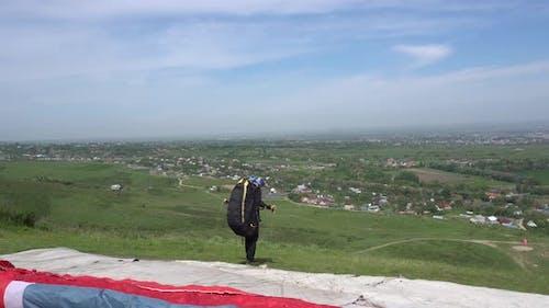 Beginning of Paragliding