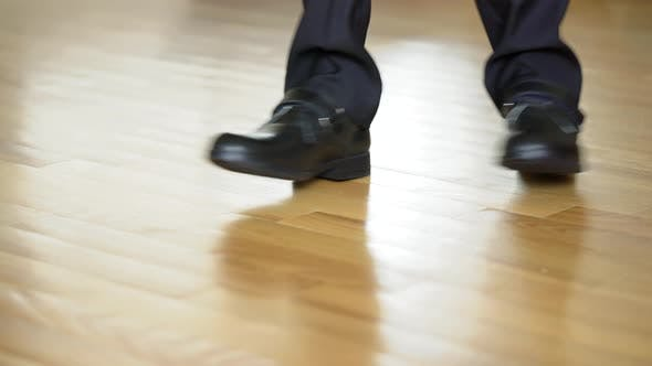 Thumbnail for Funny Man in Shoes