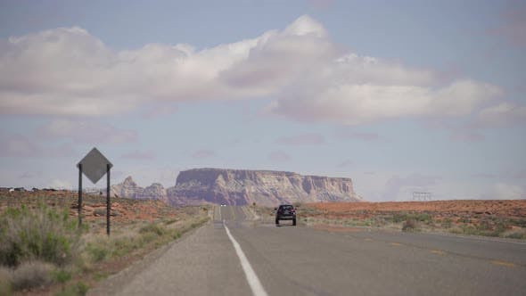 Road in the USA