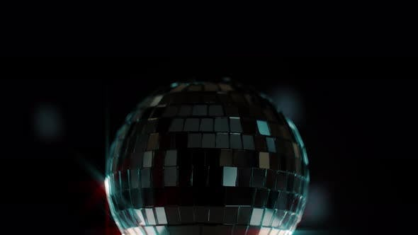 Thumbnail for Disco Ball Background
