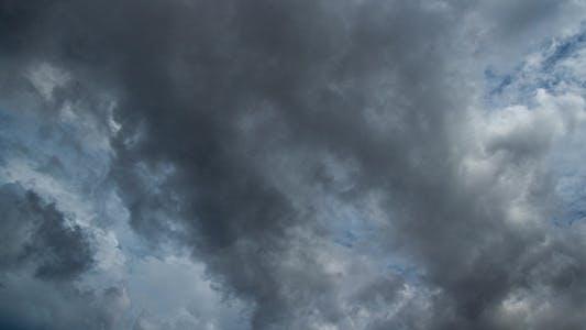 Thumbnail for Rain Cloud Time Lapse I - Full HD