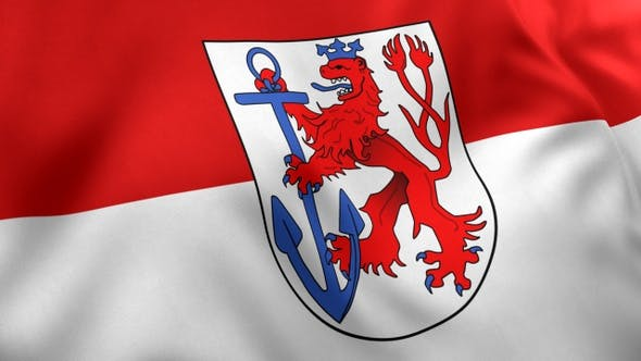 Thumbnail for Dusseldorf City Flag