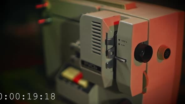 Thumbnail for Old Film Projector