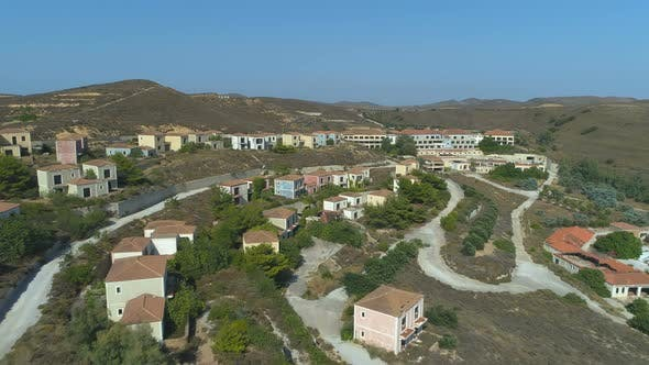 Thumbnail for Abandoned Villas and Hotel Complex in Limnos, Greece